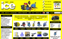 ICE - Surrey supplier of Karchers & Numatic Steam Cleaners, Pressure Washers and Vacuums